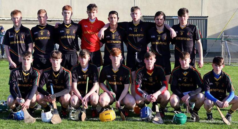 St Mary's and John the Baptist to clash in Semple showdown