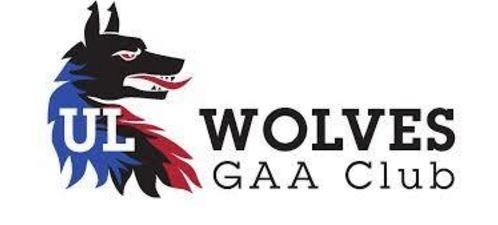 UL Wolves GAA Logo