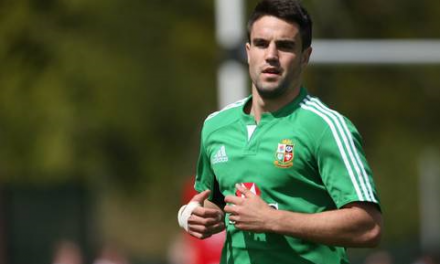 Warren Gatland says that Conor Murray could be a doubt for the Lions tour