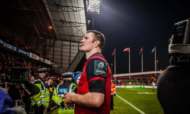 O'Driscoll identifies potential Lions bolter from Munster Squad