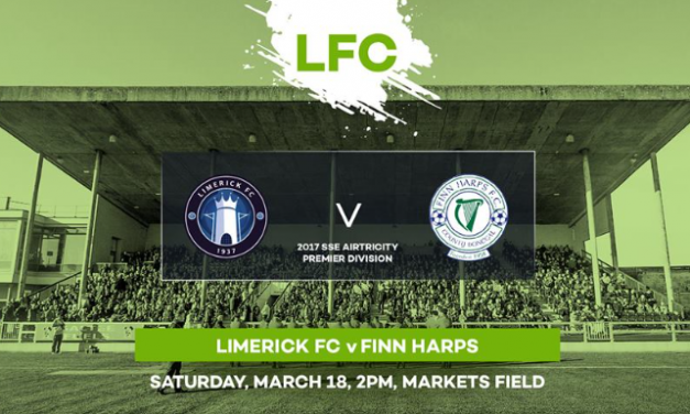 Limerick FC looking to get back on track with Harps in town