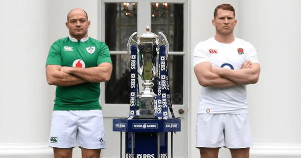 Ireland V England Promo