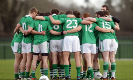 Limerick Footballers 33-man Championship Panel Named