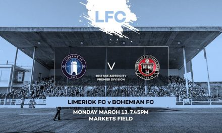 Limerick welcome Bohemians to the Markets Field