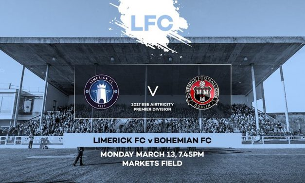 Limerick suffer disappointing 0-1 defeat to Bohs
