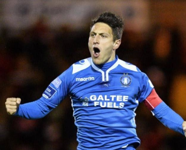 Limerick FC player