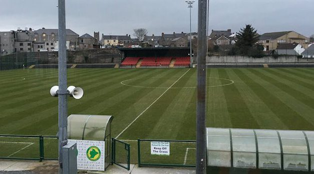 Super Blues to face Derry City at temporary Donegal home