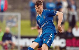 Limerick soccer player