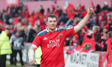 Is Peter O'Mahony the Irish captain in waiting?