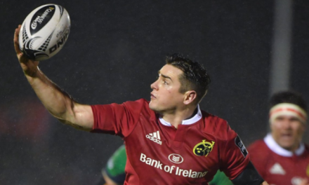 Ronan O'Mahony's suffers major season ending injury