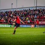 Munster's Tyer Bleyendaal joins Irish training camp