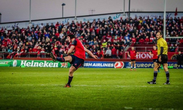 Bleyendaahl praised by Carter prior to Munster's Champions Cup Quarter Final