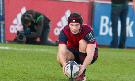 One change for Munster as Tyler Bleyendaal returns to captain the side