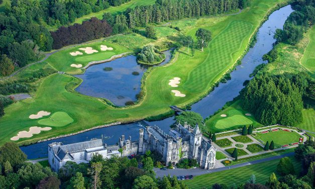 JP McManus hoping huge Adare renovations can help secure prestigious Ryder Cup