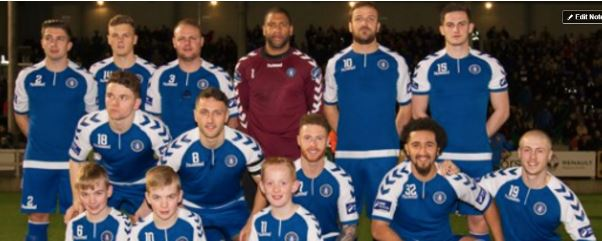 Limerick FC back to top flight with a 5-1 rout of Sligo Rovers