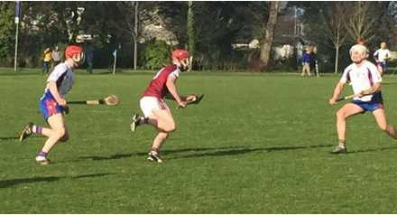 Mary I Power Past NUIG To Make Fitzgibbon Final Four