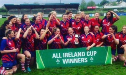 UL Bohemians Women crowned All Ireland Cup Champions