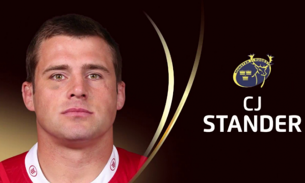 VOTE: CJ Stander on shortlist for European Player of the Year