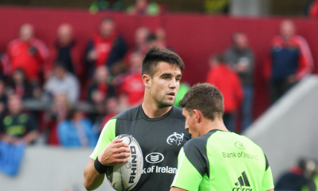 Munster team announced for Pro 12 Semi-Final