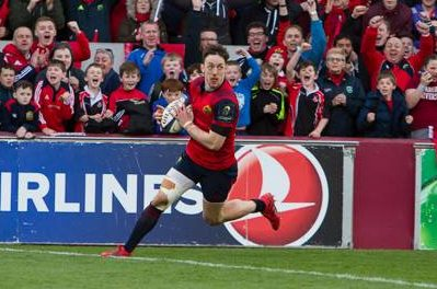Munster have named their side to face Zebre on Sunday