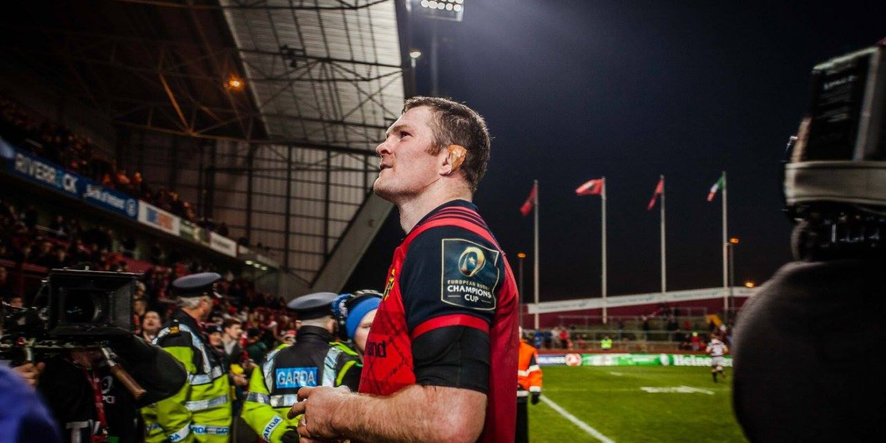 Could or can Donnacha Ryan still play for Ireland?