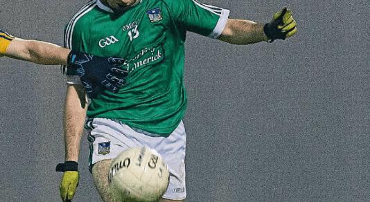 Limerick footballer