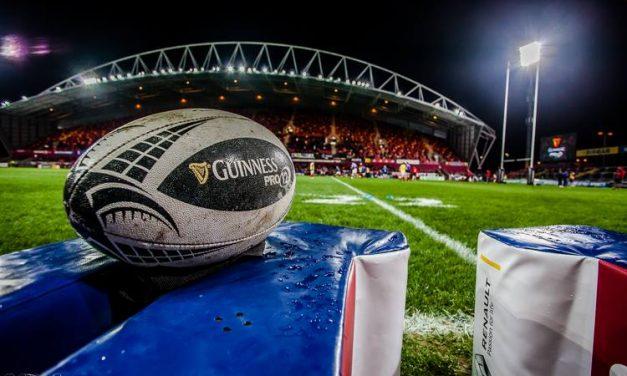Munster welcome familiar foe Glasgow to Cork