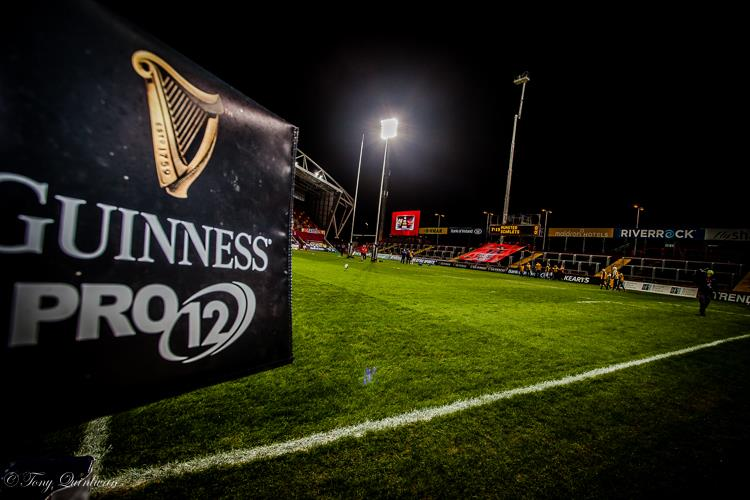 The Pro12 to be the Pro14 in September