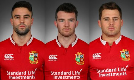 Murray, Stander & O'Mahony selected for Lions