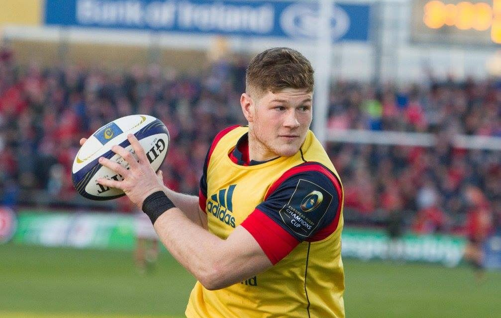 """Jack O'Donoghue – """"We're not going to be playingJoué rugby but when it's on, it's on."""""""