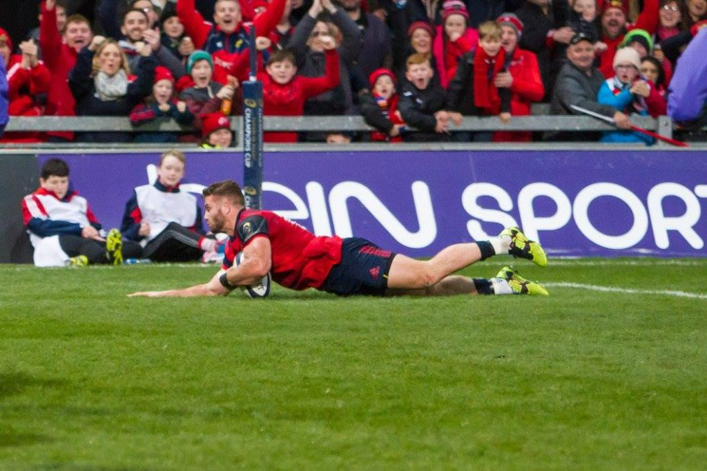 Jaco Taute try