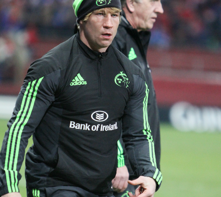 Contract extensions for Munster Rugby coaches
