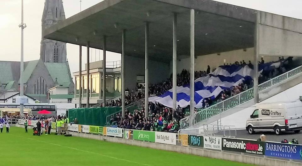 Limerick FC Crowd