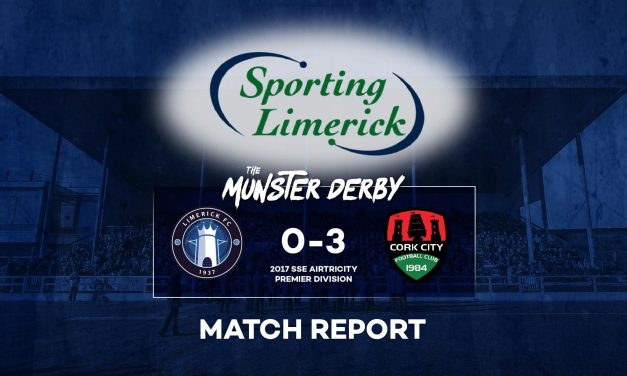 Clinical Cork City put Limerick FC to the sword in disappointing derby