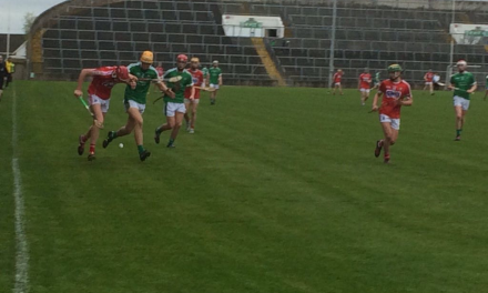 Limerick lose opener in Munster u17 Hurling Competition