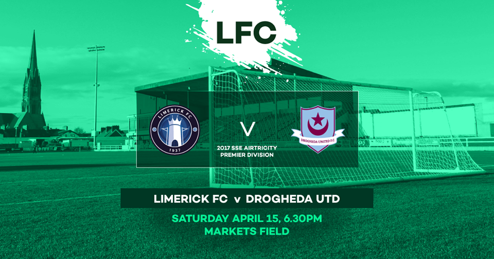 Limerick FC in training for Saturday's game against Drogheda