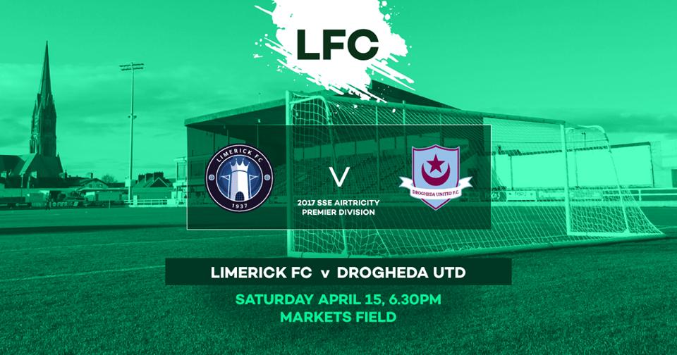 Limerick V Drogheda