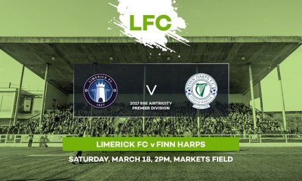 Limerick FC frustrated by Finn Harps in disappointing 1-1 draw