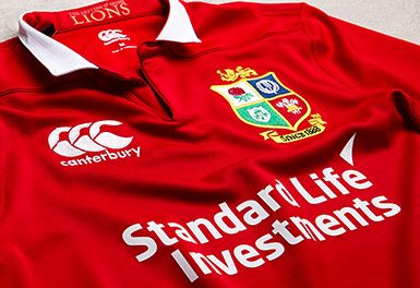 WATCH: British and Irish Lions meet up for the first time