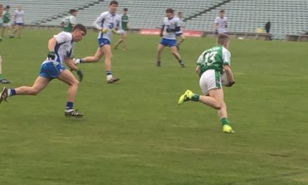 Limerick edge Waterford in Minor Football opener