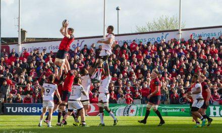 England International Explains How Munster Can Beat Saracens