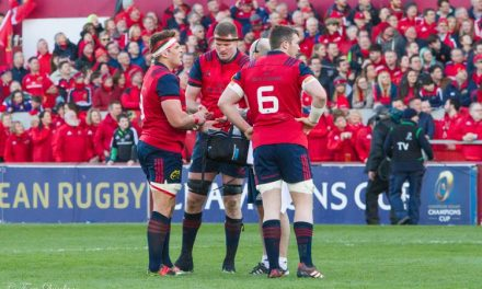Lions assistant coach Farrell looking forward to titanic Champions Cup clash