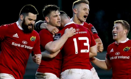 Munster A win thrilling British and Irish Cup final