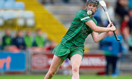 Niamh Mulcahy nominated for Camogie Player of The League Award