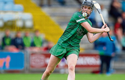 Niamh Mulcahy rescues for Limerick with late point against Clare