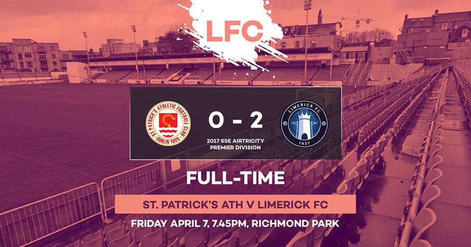 Pat's V Limerick