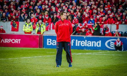 Erasmus discusses his decision to leave Munster