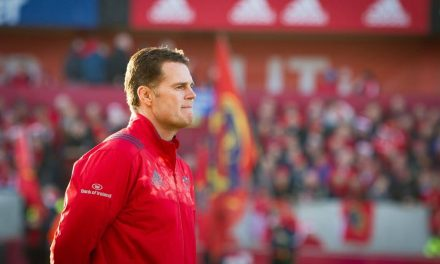 WATCH: Rassie Erasmus chats with RTÉ about his time with Munster