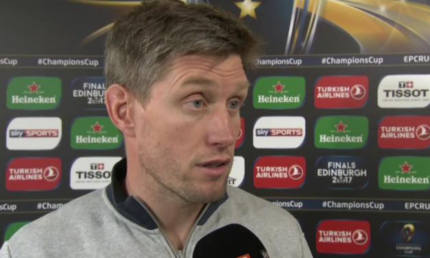 O'Gara gives insight on his future coaching plans
