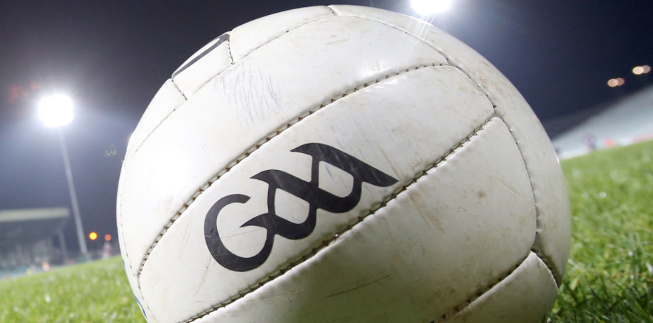 GAA Ball Image